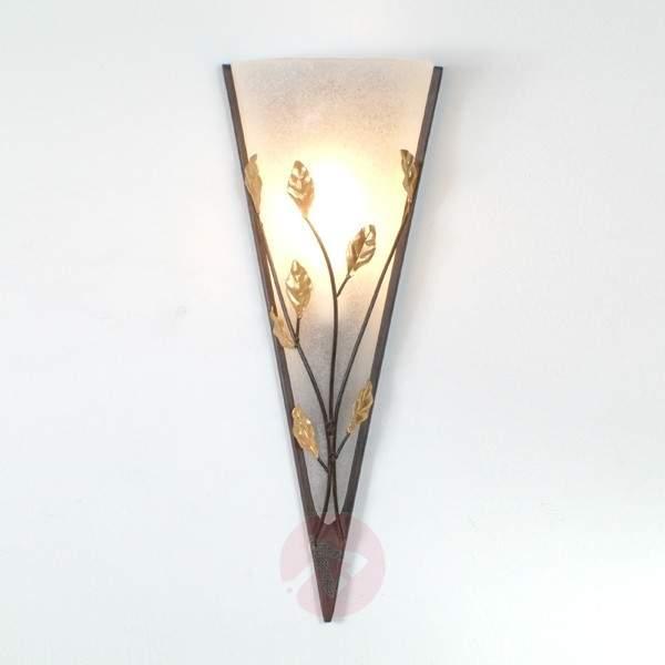 Artistic wall lamp FOGLIA - Wall Lights