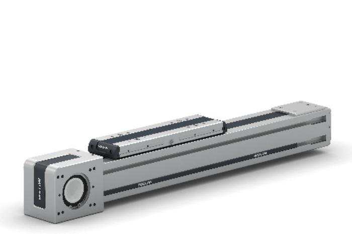 Plus System - High performance linear units with steel re-enforced driving belt transmissions