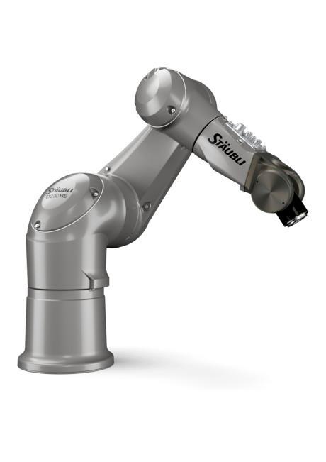 Stäubli Roboter für sensible Umgebungen -