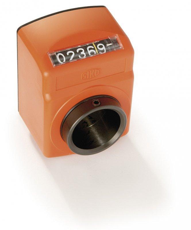 Indicación digital de la posición DA10 - Indicación digital de la posición DA10, Para diámetros grandes de ejes