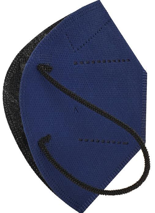 Hygienic Mask Plus Reusable COBALT BLUE - 8437022156347