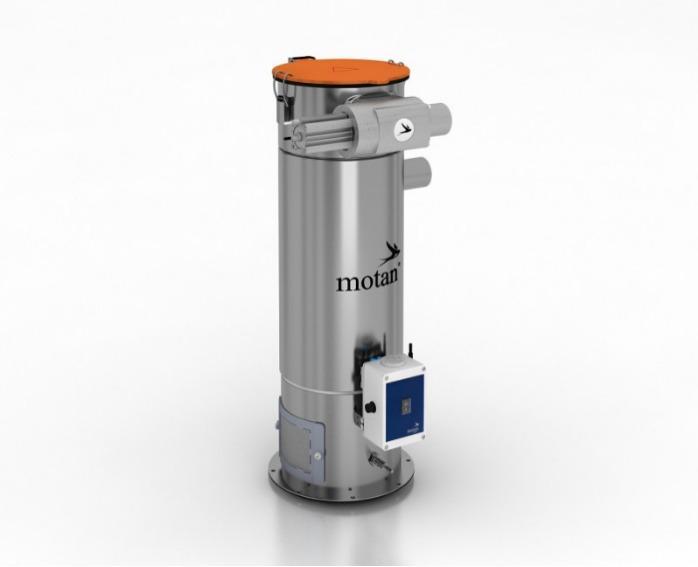 Transportadores de sistema para granulado - METRO SG HOS - Transporte de granulado para tremonhas de máquina, tremonhas de secagem