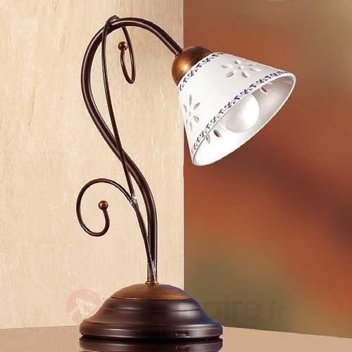 Lampe à poser LIBERTY - Lampes à poser rustiques