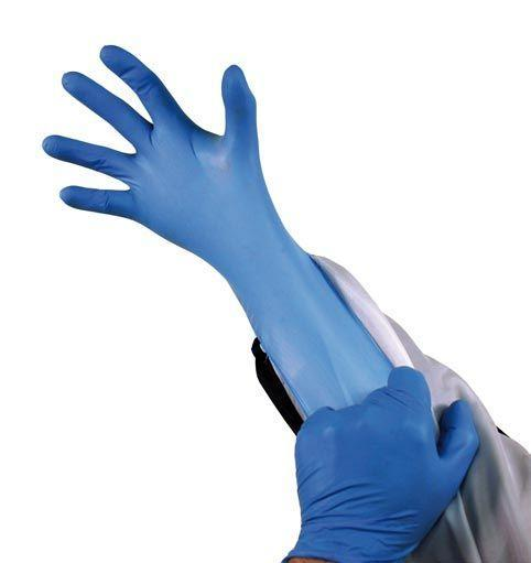 Nitril disposable gloves - null