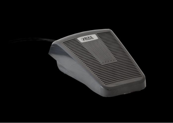 Meuleuse électrique -Pédale pied dynamique SEFD 50 - Vitesse de rotation: 1.000 - 50.000 rpm