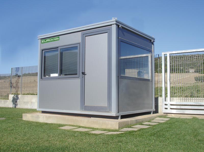 GUARD CABINS BOX OFFICES - null