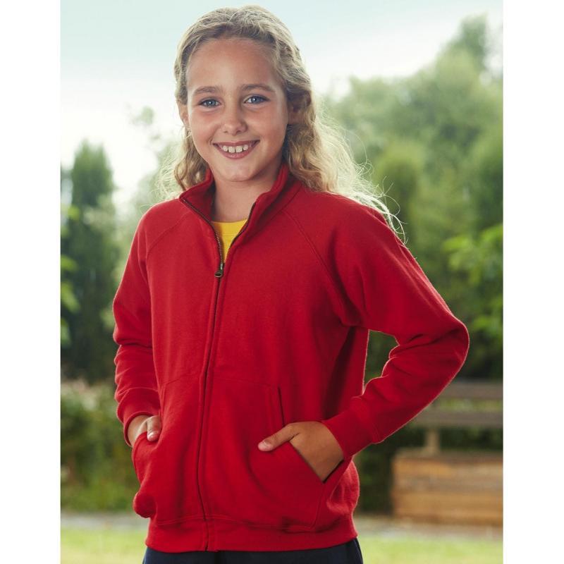 Gilet Sweat enfant - Sans capuche