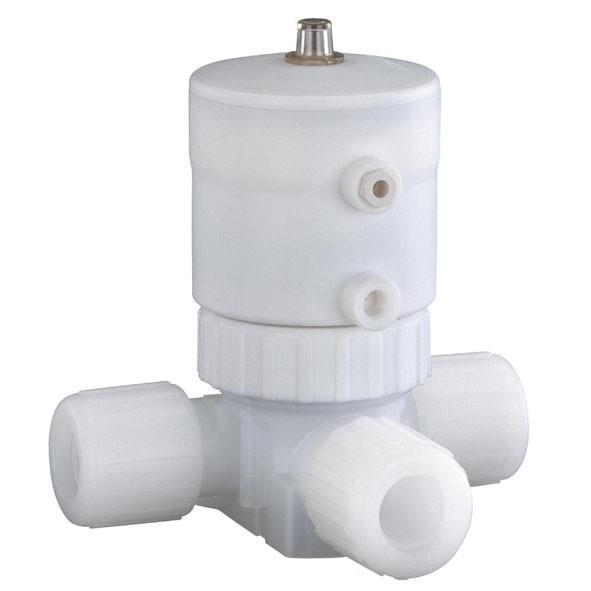 GEMÜ C60 - Vanne à membrane à commande pneumatique