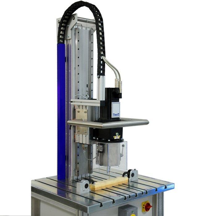 Torsion Testing Machine 220 - Vertical Torsion Testing Machine