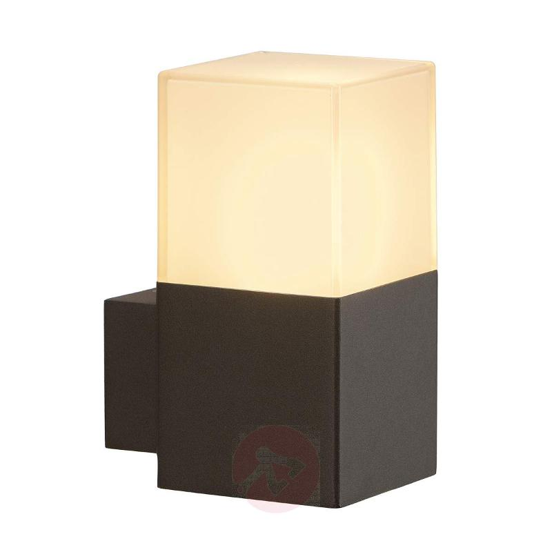 GRAFIT Square Exterior Wall Lamp - Outdoor Wall Lights