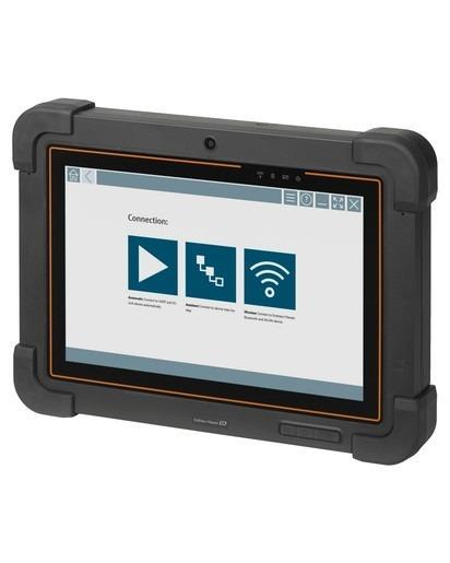 Field Xpert SMT77 - Tableta PC de altas prestaciones para la configuración de equipos en Zonas Ex 1