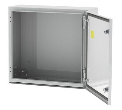 Steel enclosures for electrical applications - Steel enclosures for electrical equipment