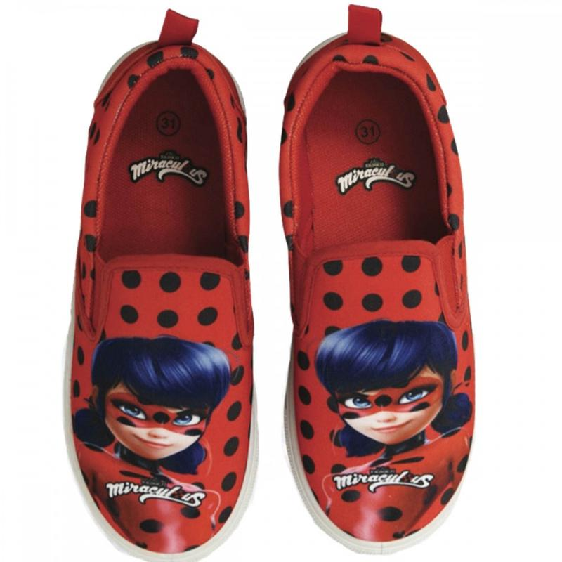 24x Chaussures avec boites LadyBug du 27 au 34 - Chaussures