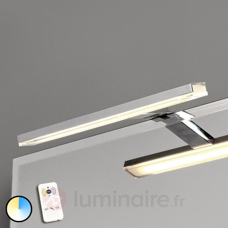 28 cm - Applique pour miroir LED EstherBiled - Salle de bains et miroirs
