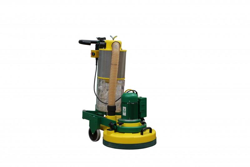 TRIO - Three-disc sanding and milling machine