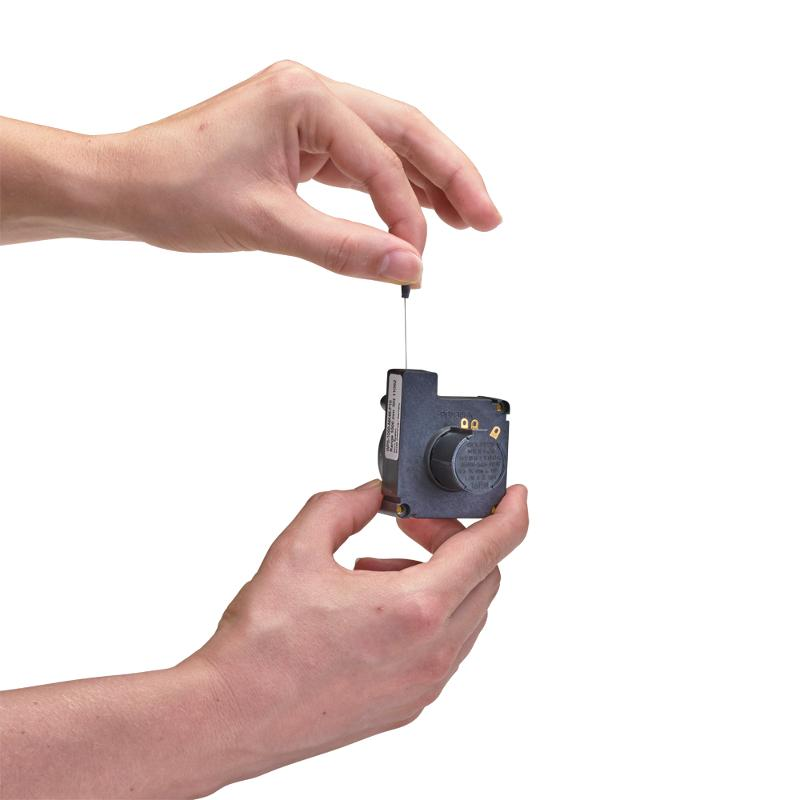 Robust draw-wire sensors - WPS-MK30 analog
