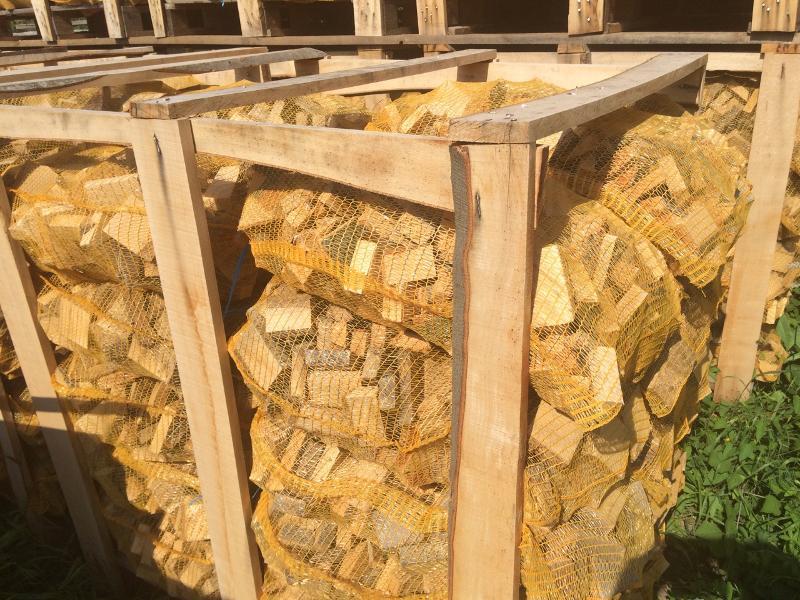 sac de 50 litres bois dur pour barbecue - null
