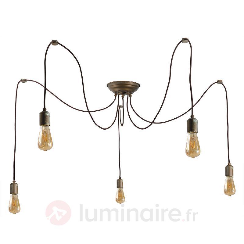lampes en suspension produits. Black Bedroom Furniture Sets. Home Design Ideas