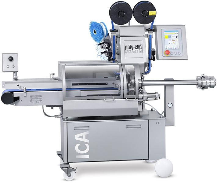 ICA - Automatic Double-Clipper (clipping machine)
