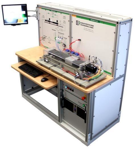 Flow Calibration - Gas Bell Piston -