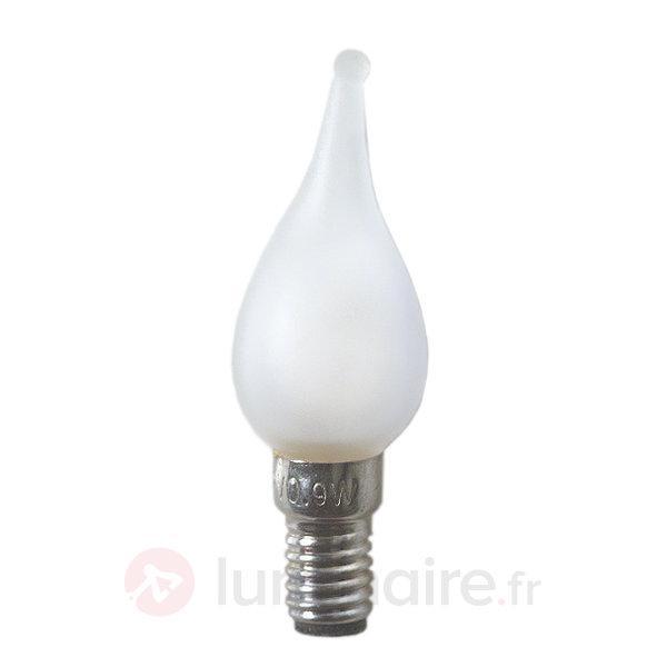 Ampoules de rechange basse tension E6, 09W, 12V - Ampoules à l'unité