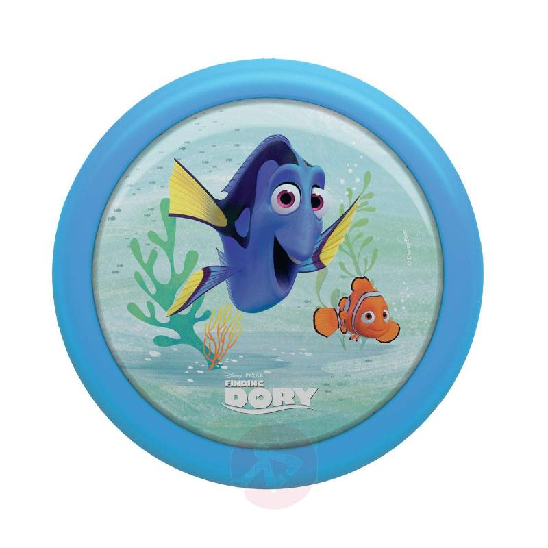 Finding Dory battery-powered LED wall light - Wall Lights