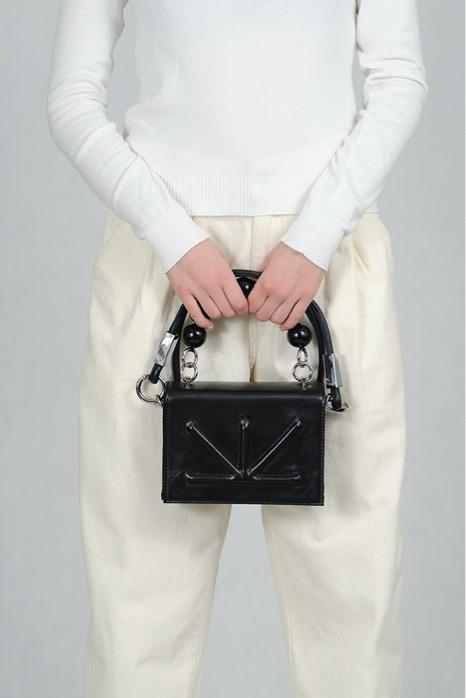 Clutch Bag H - Torba skórzana