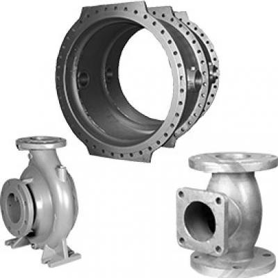 Steel Casting Pump & Valve - Steel Casting