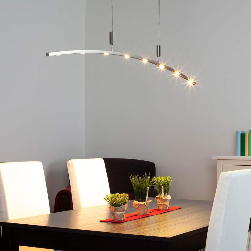 160 cm Falo LED Pendant Lamp, Height-adjustable - Pendant Lighting