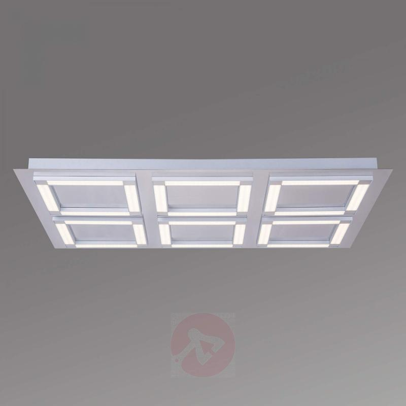 Leggero - powerful ceiling lamp with LEDs - design-hotel-lighting