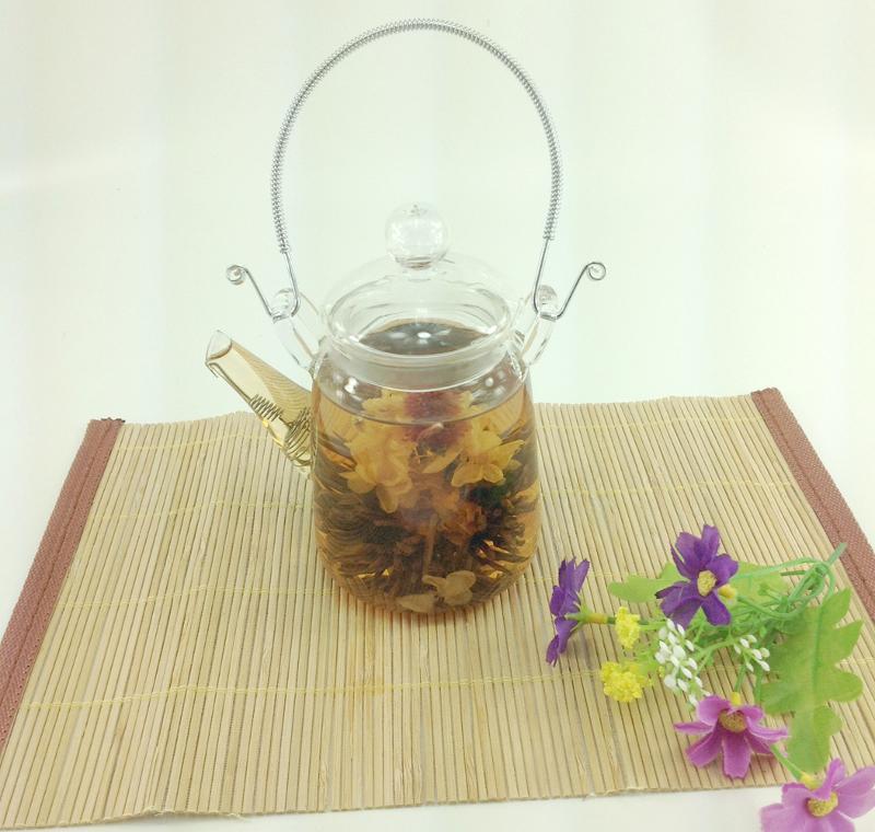 GLASS TEAPOT  - 360ML