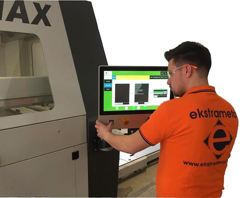 3-D Sanddrucker - Rapid Prototyping