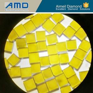 Diamante sintético de cristal único -