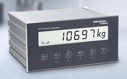 Indicateur de processus X3 - L'indicateur de processus pour plates-formes, balances pour cuves