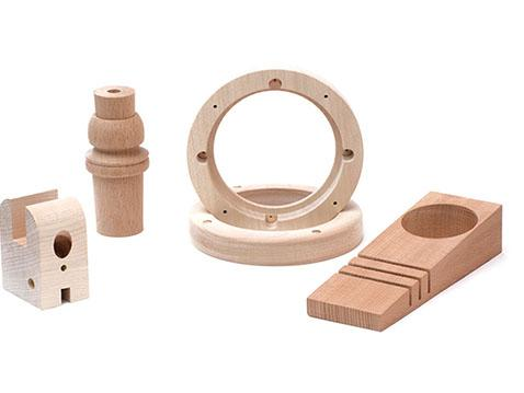 Wooden Precision Parts - null