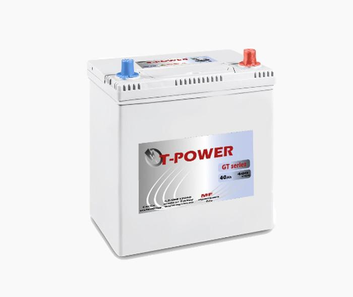 T-POWER CAR BATTERY  -
