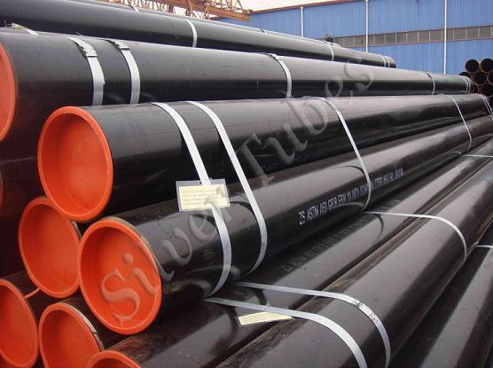 Carbon Steel ASTM A53 Pipes