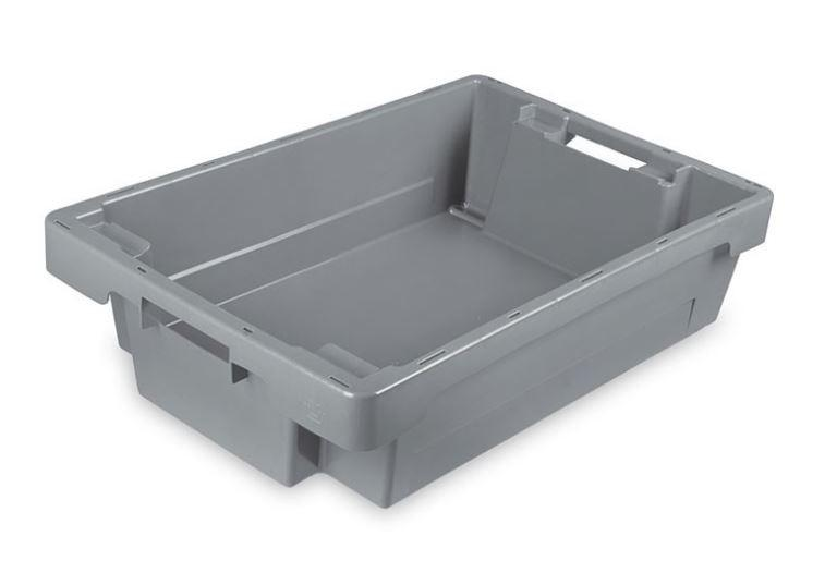 Stack & Nest Container: Tepper 150 1 - Stack & Nest Container: Tepper 150 1, 600 x 400 x 150 mm