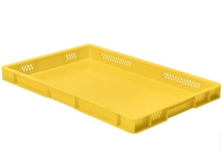 Stapelbehälter: Dina 50 2 - Stapelbehälter: Dina 50 2, 600 x 400 x 50 mm