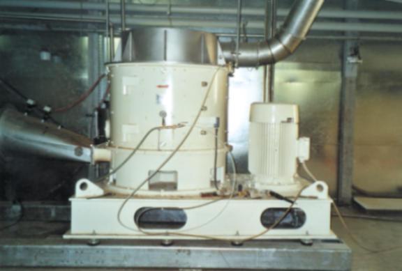 Mahltrocknungsanlage TurboRotor (G-180)