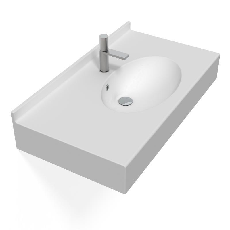 Bruxelles 1000 - D - Tables Vasques