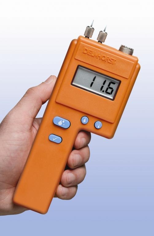 Wood moisture meter - Woodworking - J-2000
