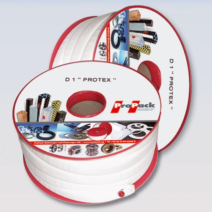 PTFE and ePTFE Gaskets - D 1 Protex