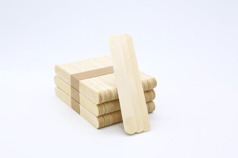 Wooden Non-sterile Disposable Spatula 150 Mm - null