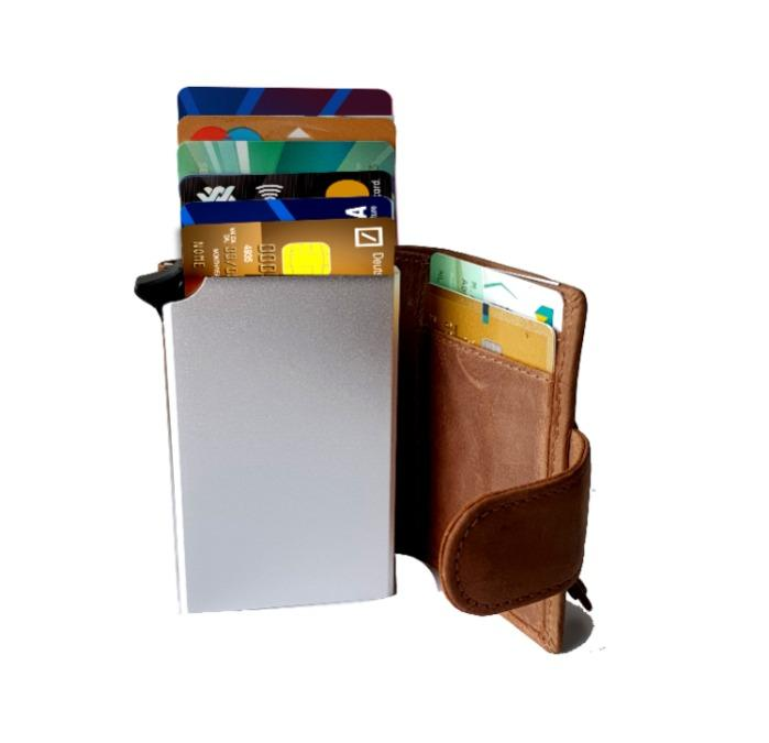 Credit card Holder  - RFID protected Credit card wallet