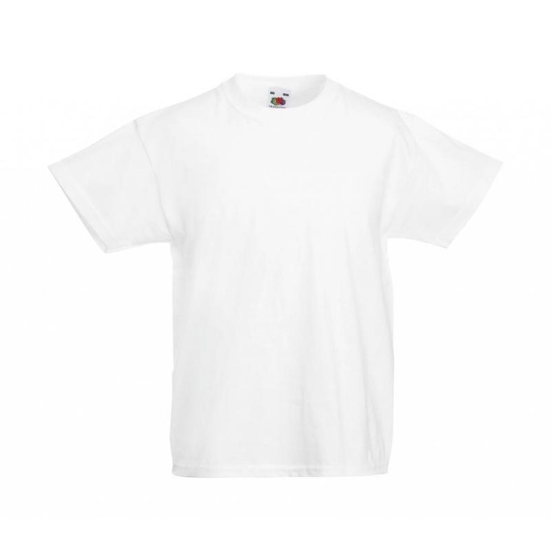 Tee-shirt enfant coupe ample - Manches courtes