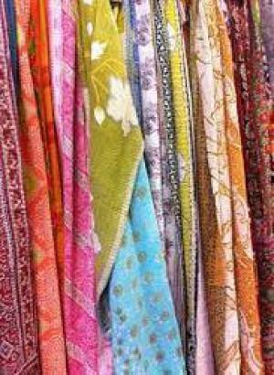 Kantha Bed Cover -