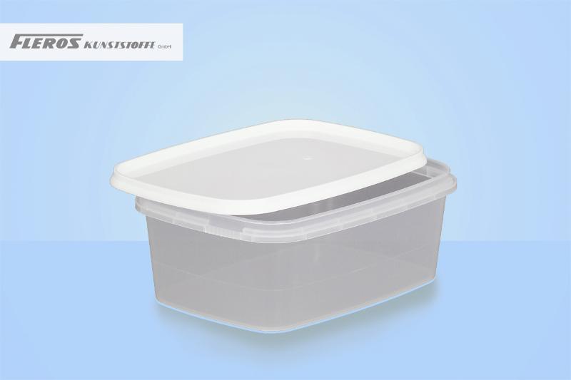 Rectangular bowls - Lü 1.250 rectangular bowl