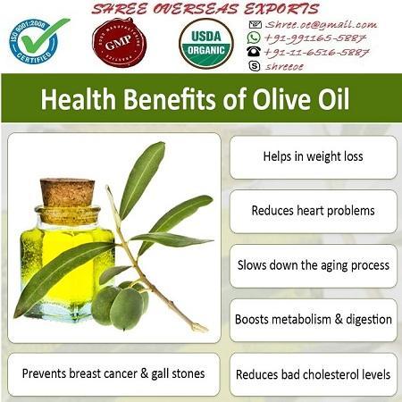 Organic Olive Oil - USDA Organic