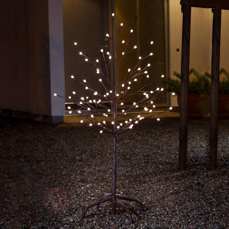 Arbre lumineux LED d'extérieur 100 cm 96 lampes - Lampes décoratives d'extérieur